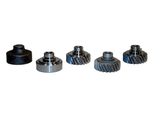 Manufacturing Process of Pump Gears